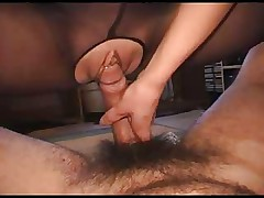 Sylvia loves a French semen 3