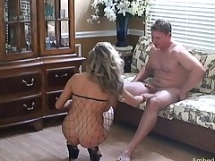 Amber Lynn Bach Fucks the Model AND the Photographer