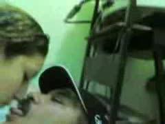 Horny Weird Couple From Egypt
