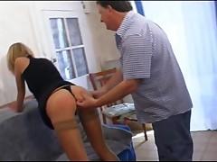 Olga sodomie de debutante