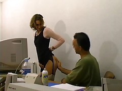 French Stud Assfucked By the Director...F70