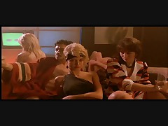 Sex party in Jet set