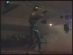 Oksana - show in Bruxelles