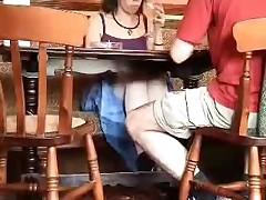 Spy bar upskirt
