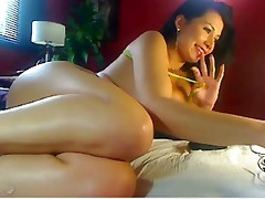 Webcam busty latina