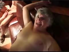 Two Grannies Enjoying Men Again