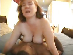 Sexy Redhead Wife Loves That Big Black Cock #5.elN