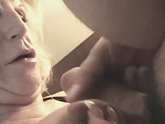 Hot Mature Blonde Anneke POV