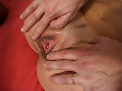 Sumissive French Arab Girl (algerian) GangGangeD Hard
