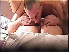 Eating Mature Pussy