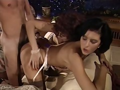 French vintage threesome