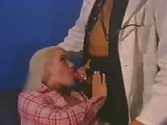 Classic Porn Young Christina At The Doctor