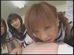 Japanese Teacher Presents Sex Ed - Lesson 3