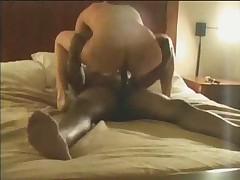 Swinger wife slut creampied by black lover - snake