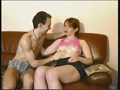 Angry french wife