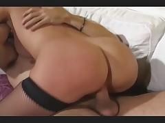 French brunette sex tape