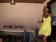 Amazing Brazilian Teen Anal#072NT