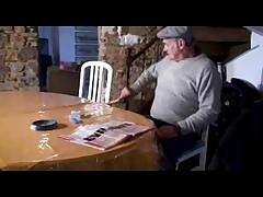 2 putes pour papy (french amateur dirty talk)