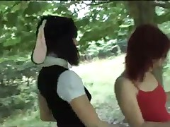 Milka cosplay