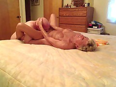 Granny Loves Oral Part 2