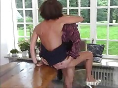 Good granny fucking and anal