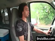 Chicks gets picked up in bus