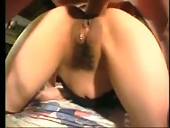 Crazy threesome sex
