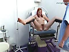 Pussy shaving before gyno exam