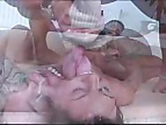 Belladonna Orgy scene
