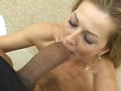 Milf loves cock