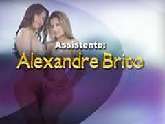 Bruna Ferraz and Marcia Imperator