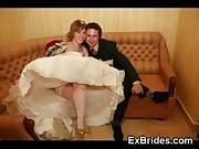 Real Amateur Brides!