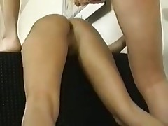 Youthful blonde is hot and horny for cock