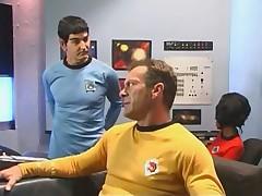 Fun Star Trek fuck parody