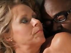 Nikki Charm Interracial Scene