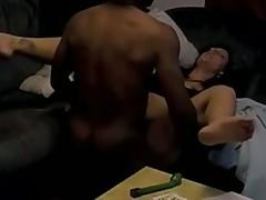Truly joyful interracial sex and mutual satisfaction
