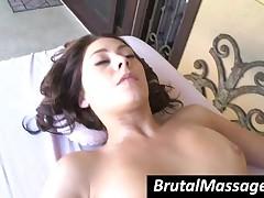 Jessica Valentino - Pierced And Tattooed Jessica Gets Oiled Slit Humped