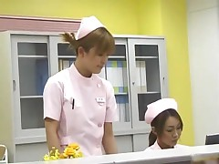 Super Sexy Japanese Nurses Sucking And Fucking Hard Cock 1 By MyJPnurse