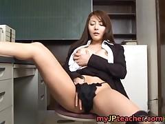 Mei Sawai - Mei Sawai Lovely Japanese Teacher 1 By MyJPteacher