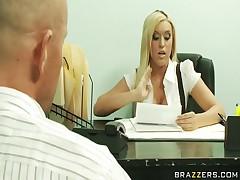 Memphis Monroe - Big Tits At Work