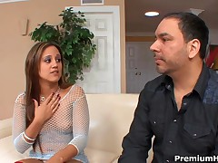 Lynn Love - Perfect Slut Spreading Her Thighs For A Stranger While Her Husband Watching