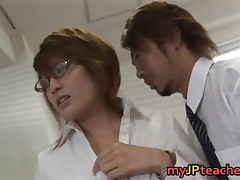 Kinky Japanese Teachers In Extreme JAV 1 By MyJPteacher