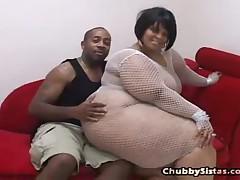 Rock And Farrah Foxx - Chubby Sistas