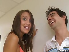 Angelica Lane - Angelica Lane Gives Zach A Tug