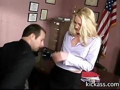 Alexis Malone - Kick Ass