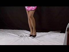 Sarah Jain - Sarah Jain Pantyhose Model