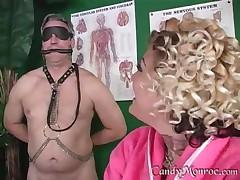 Candy Monroe - Silly Cuckold Phil Again
