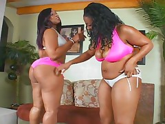 Jordan Rain And Flame - Big Phat Onion Booty #2 - Scene 2