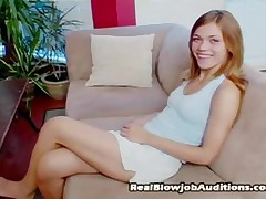 Caitlyn - Real Blowjob Auditions