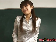 Kirara Kurokawa - Kirara Kurokawa Sweet Asian Teacher Is A Hottie With Big Tits 1 By MyJPteacher